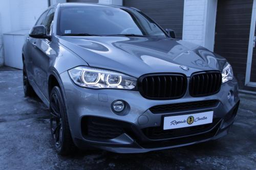 BMW X6 F16 M-pack